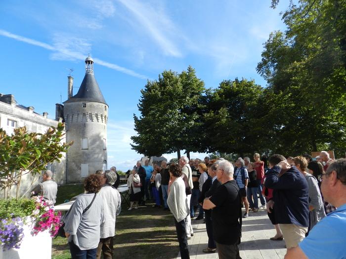 Journées du patrimoine 2020 - Visite du château de Jonzac