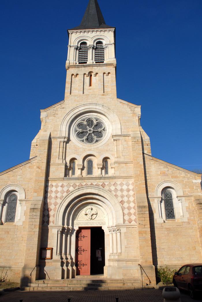 Journées du patrimoine 2020 - Visite libre de l'église Sainte Marie-Madeleine