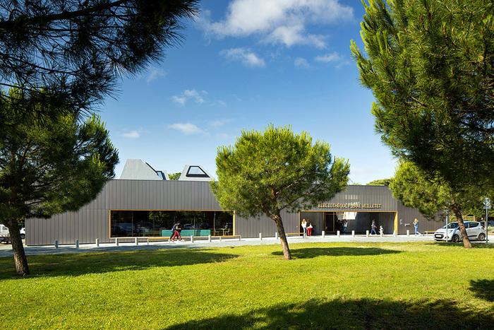 Journées du patrimoine 2020 - Annulé | Visite architecturale de la bibliothèque