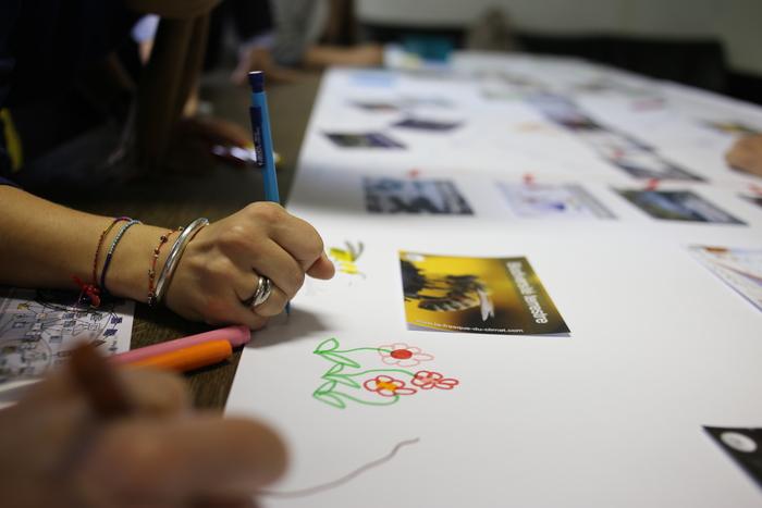 Journées du patrimoine 2020 - Atelier — Fresque du Climat