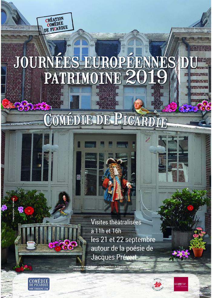 Journées du patrimoine 2019 - Journées Européennes du Patrimoine 2019