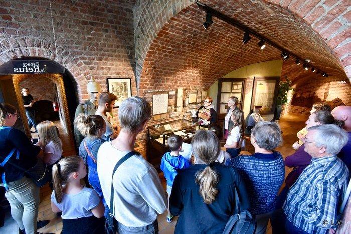 Journées du patrimoine 2020 - Visite du Musée de la Résistance de Bondues
