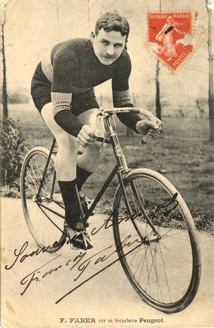 Journées du patrimoine 2019 - Des cyclistes emportés par la Grande Guerre