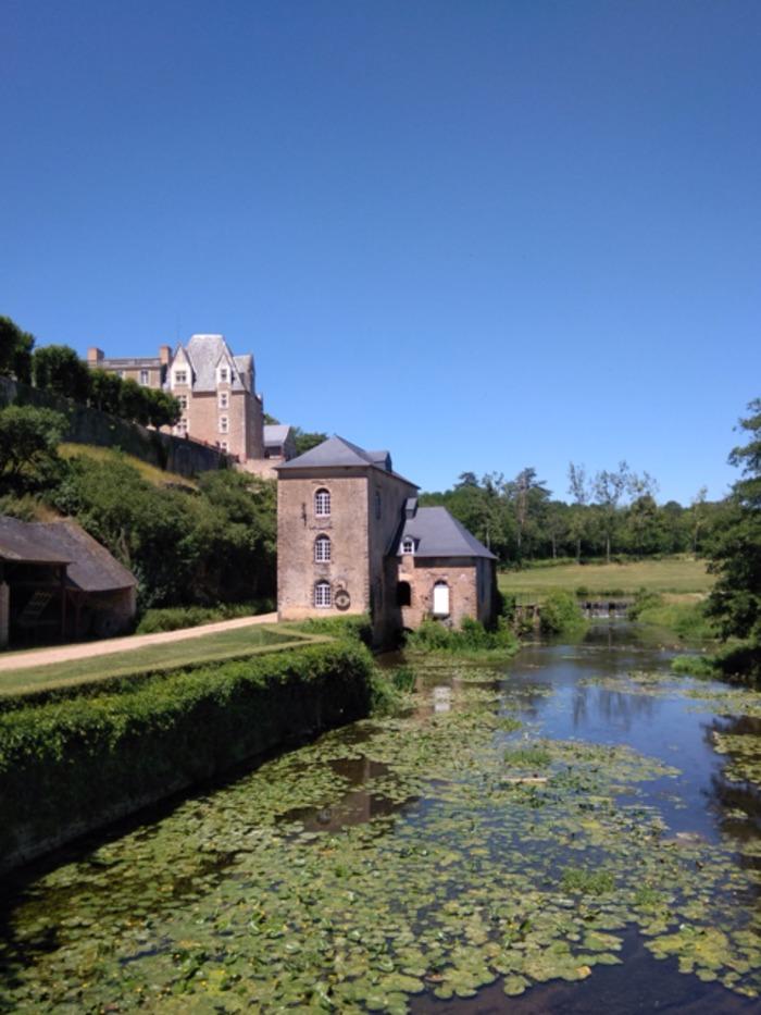 Journées du patrimoine 2020 - Visite du moulin de Thévalles