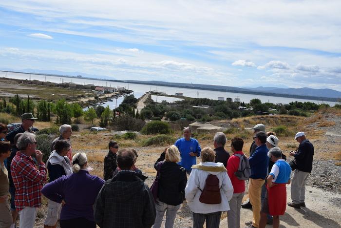 Journées du patrimoine 2020 - Visite guidée avec le Patrimoine Militaire Gruissanais