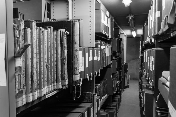 Journées du patrimoine 2020 - Visite des coulisses des archives du Val-de-Marne