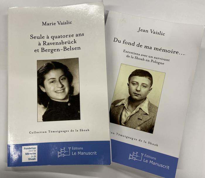 Journées du patrimoine 2020 - Témoignage de Marie et Jean Vaislic