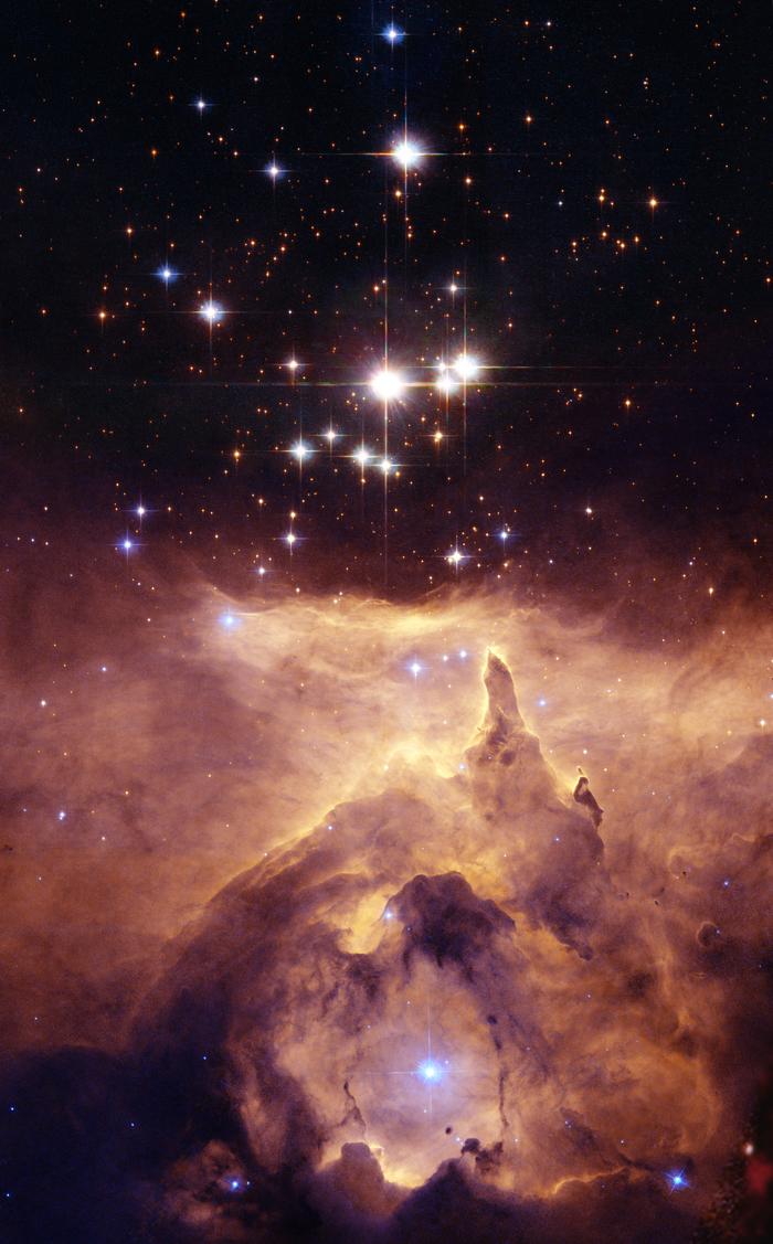 Journées du patrimoine 2019 - Une féerie d'images provenant du télescope spatial
