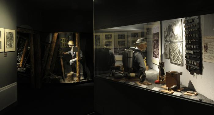 Journées du patrimoine 2020 - Visite du musée de la Mine