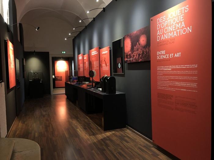 Journées du patrimoine 2020 - Visite libre - Musée du film d'animation
