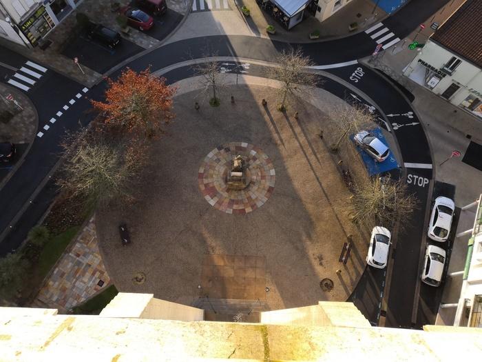 Journées du patrimoine 2020 - Visite du clocher de l'église St Jean-Baptiste