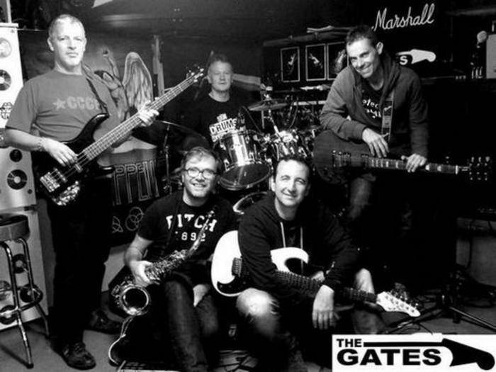 Fête de la musique 2019 - The gates fêtent la musique au Temps Suspendu