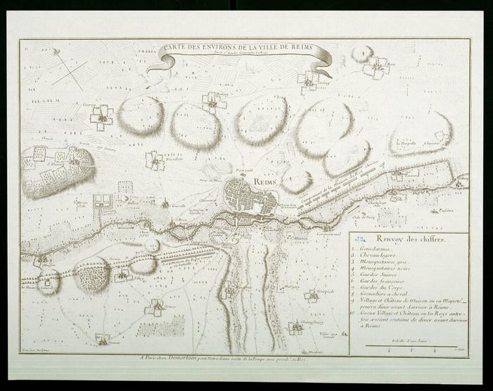 Journées du patrimoine 2020 - L'eau à Reims et la rivière Neuve