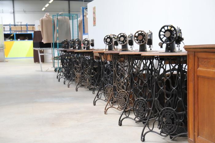 Journées du patrimoine 2020 - Découvrez l'exposition «100 ans de machines à coudre»