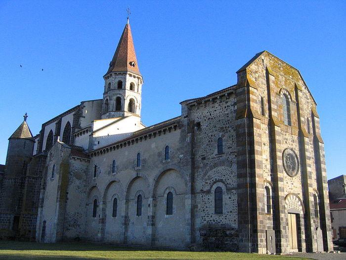 Journées du patrimoine 2019 - Visite libre de la collègiale, classée Monument Historique depuis 1840