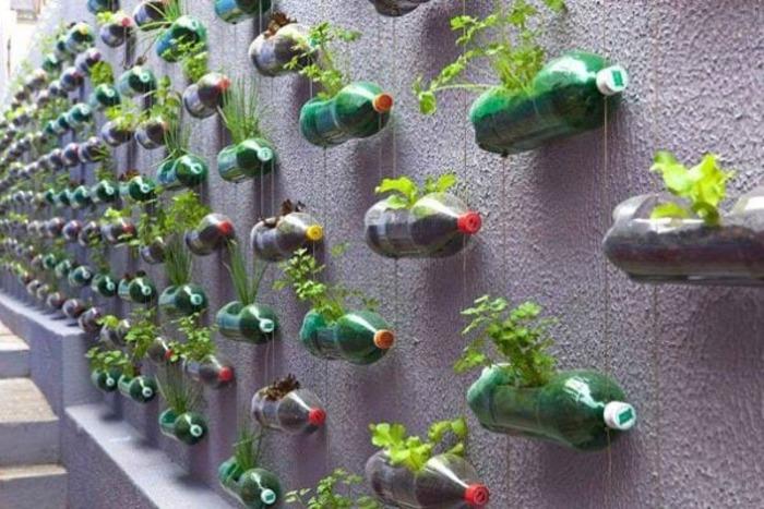 Journées du patrimoine 2020 - Morne-Rouge / Recyclage des bouteilles plastiques
