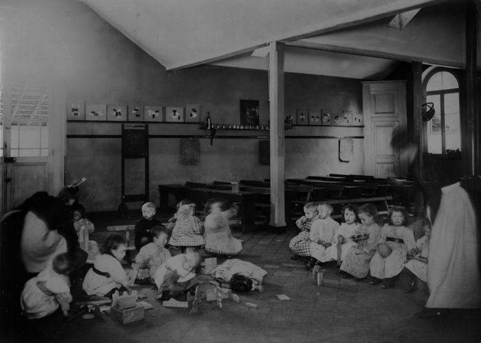 Journées du patrimoine 2020 - Rencontre / visite : À l'école du Familistère, hier et aujourd'hui
