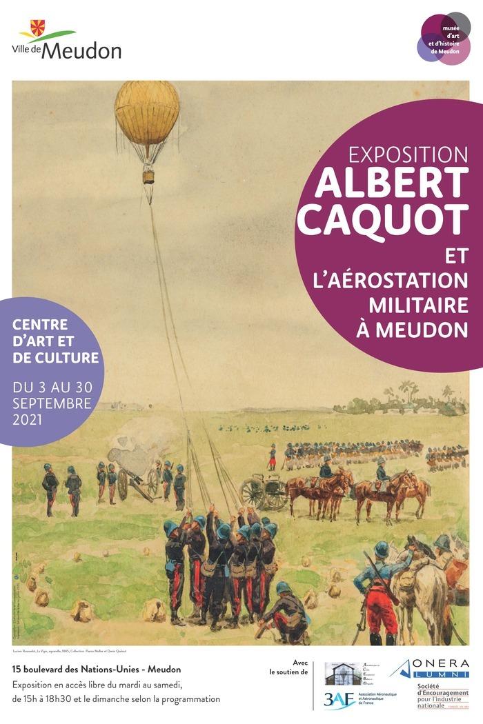 Exposition au Centre d'art et de culture de Meudon du 3 septembre au 30 septembre 2021