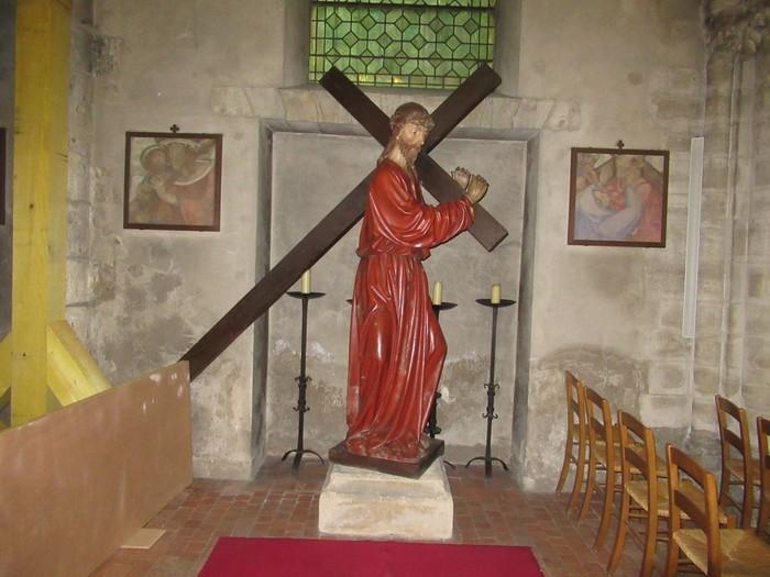 Journées du patrimoine 2020 - Visite guidée de l'église Sainte-Croix à Fourqueux