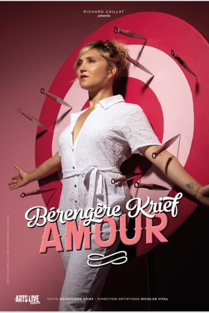 Bérengère Krief – 19 mars 2021 – Théâtre Fémina