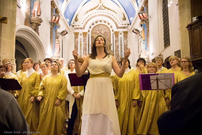 Journées du patrimoine 2020 - Concert de gospel à l'abbaye
