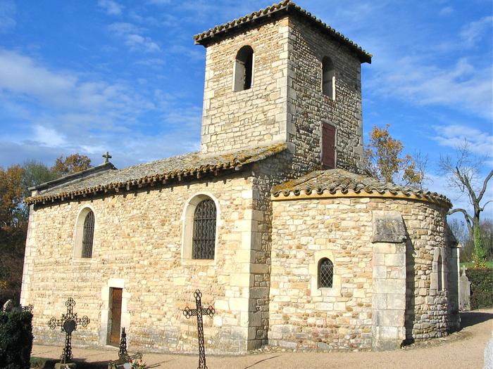 Journées du patrimoine 2020 - Visite libre de la chapelle d'Amareins