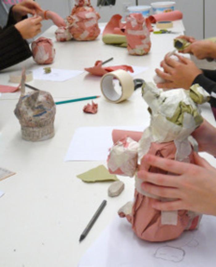 Journées du patrimoine 2019 - Atelier enfant :