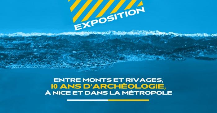 Journées du patrimoine 2019 - Entre monts et rivages, 10 ans d'Archéologie, à Nice et dans la Métropole