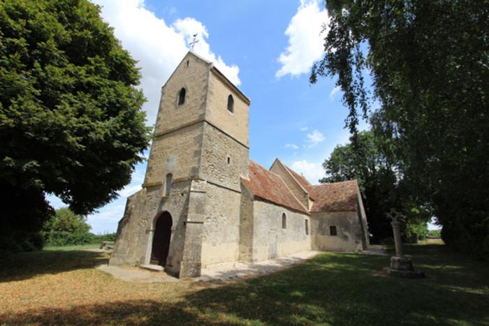Journées du patrimoine 2019 - Visite guidée de l'église saint-Latuin