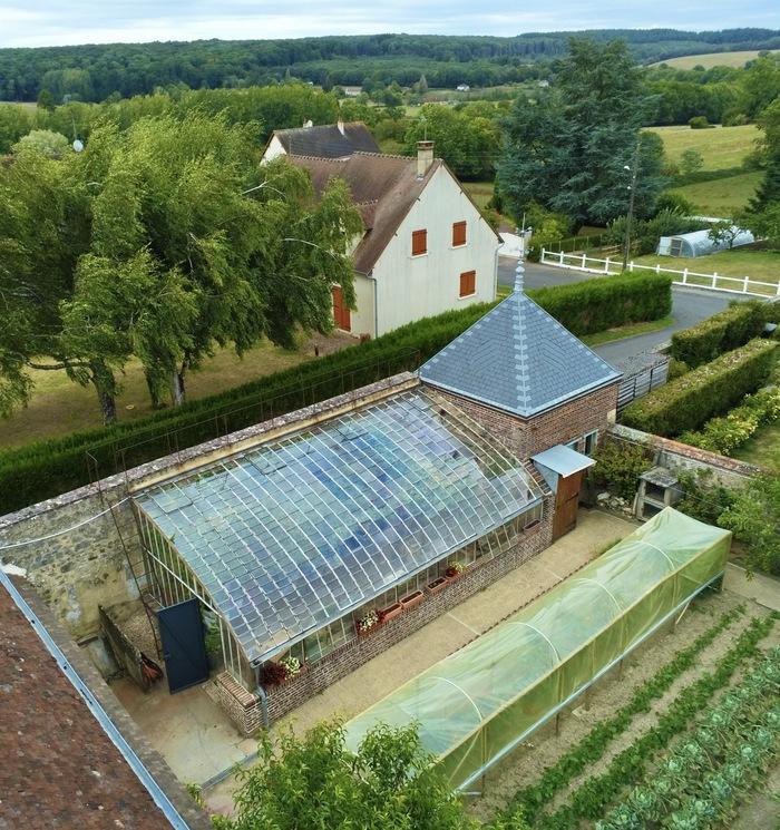 Journées du patrimoine 2020 - Jardin potager de Madame Chazelles