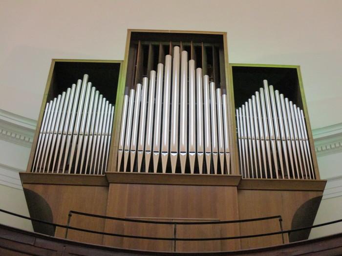 Journées du patrimoine 2019 - Présentation de l'orgue