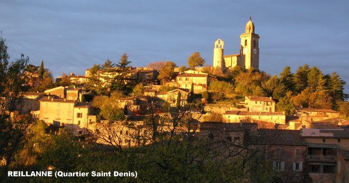 Journées du patrimoine 2019 - Visite guidée du vieux village historique de Reillanne. Départ à 15h, le samedi 21 septembre devant l'Office de Tourisme de Reillanne.