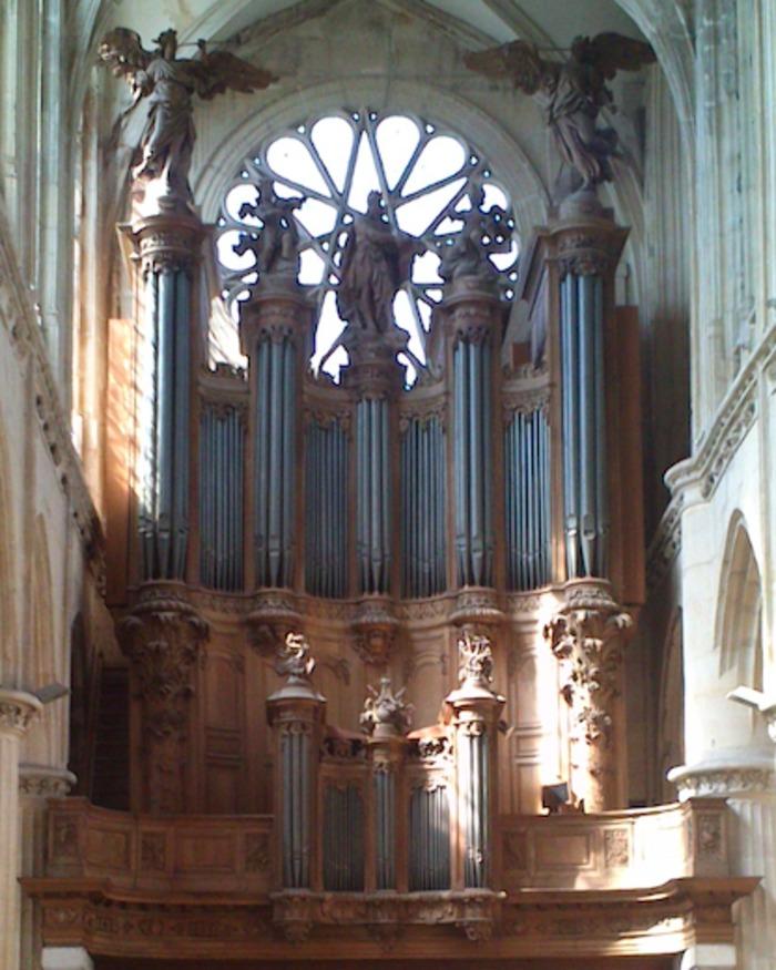 Journées du patrimoine 2020 - Visite guidée du temple protestant Saint-Eloi et de son orgue