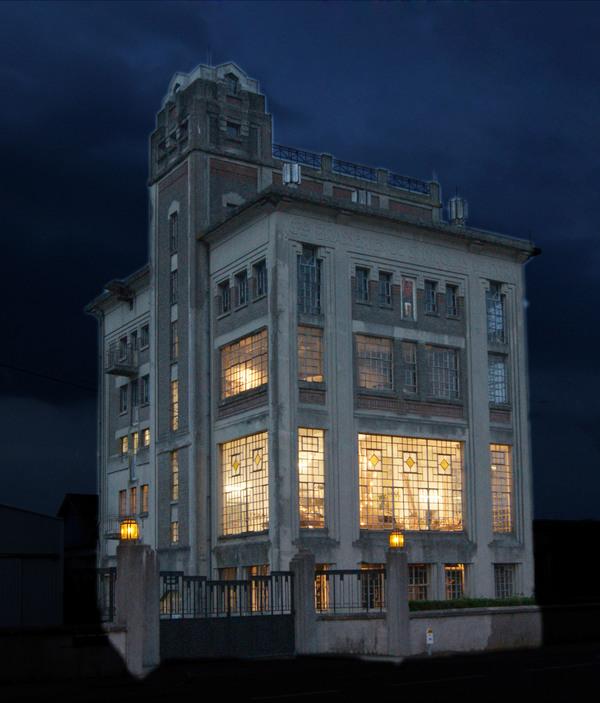 Nuit des musées 2019 -La brasserie de nuit