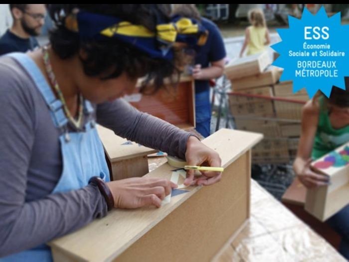 TOUR DE L'ESS 2020 – Visite «Initiez-vous à l'art du recyclage» avec L'Atelier D'Eco Solidaire