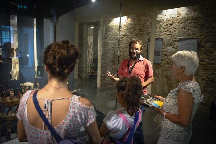 Journées du patrimoine 2019 - Visite contée