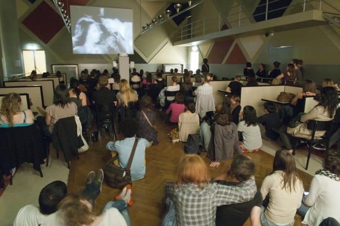 Journées du patrimoine 2019 - Installation audiovisuelle