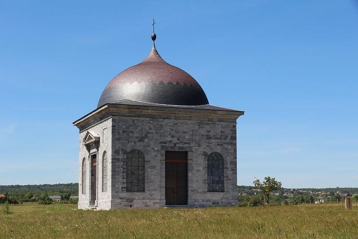 Journées du patrimoine 2020 - Visite de la Chapelle de Walcourt