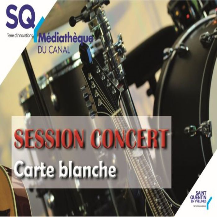 Session-concert [ANNULÉ]