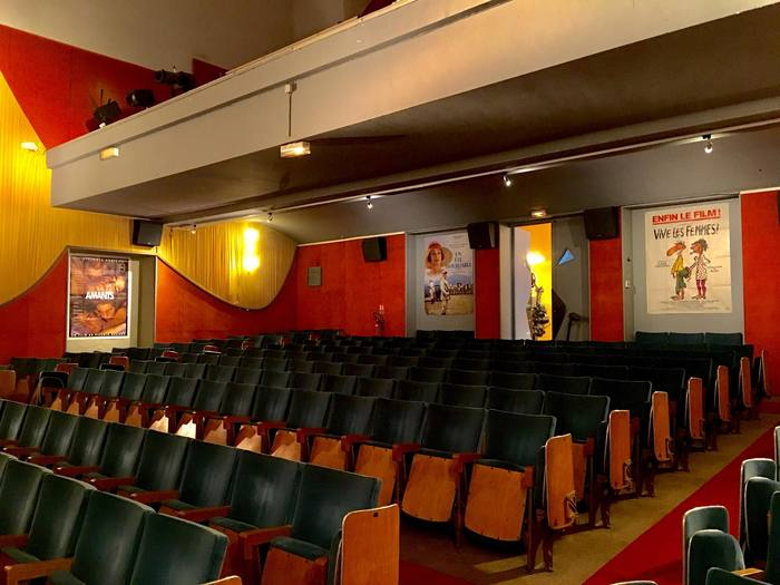 Journées du patrimoine 2019 - Visite libre du Cinéma de Plombières-les-Bains