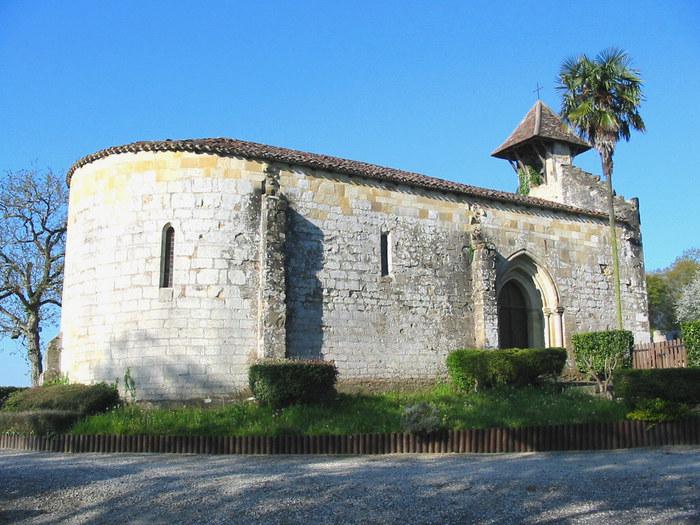 Journées du patrimoine 2019 - Visite découverte d'une chapelle romane accompagnée par une