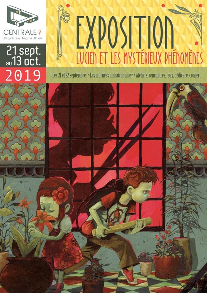 Journées du patrimoine 2019 - Journées du Patrimoine à Centrale 7