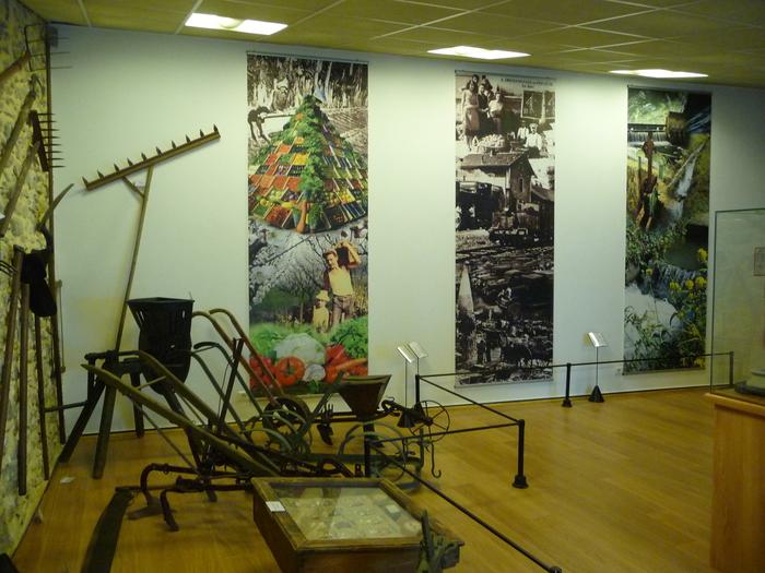Journées du patrimoine 2019 - Musée des Outils Agraires et des Traditions