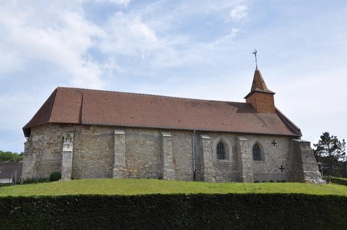 Journées du patrimoine 2019 - Visite guidée de l'église Saint-Christophe