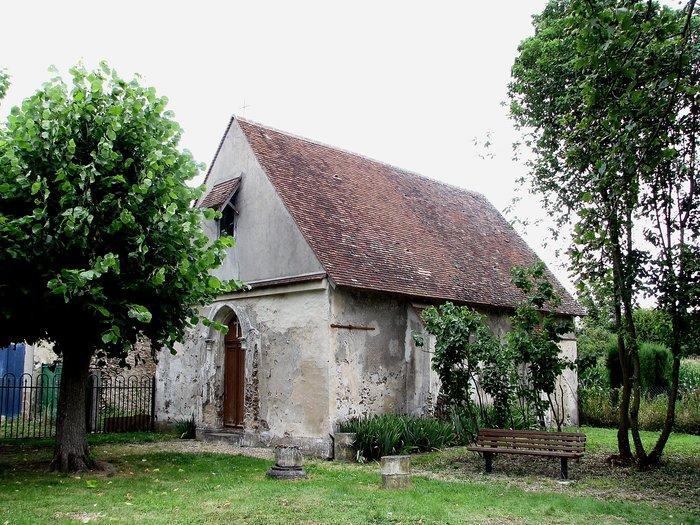 Journées du patrimoine 2020 - Visite guidée de la Chapelle de Pontmoulin