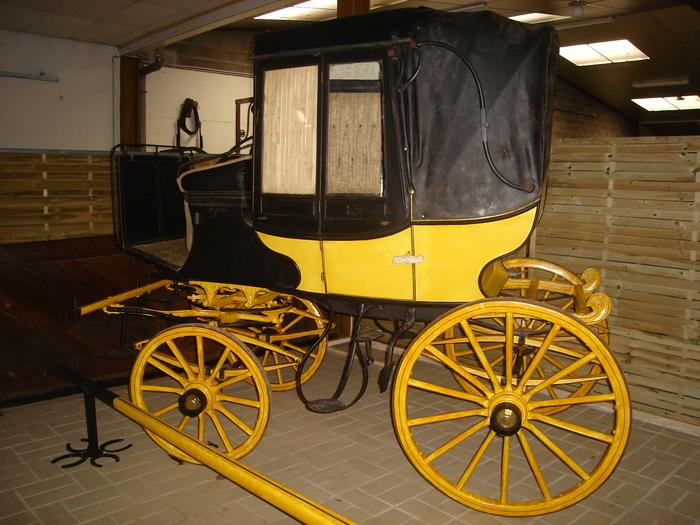Journées du patrimoine 2019 - Musée de la voiture à cheval