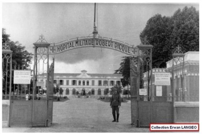 Journées du patrimoine 2019 - Visite du bunker-hôpital de Robert Picqué