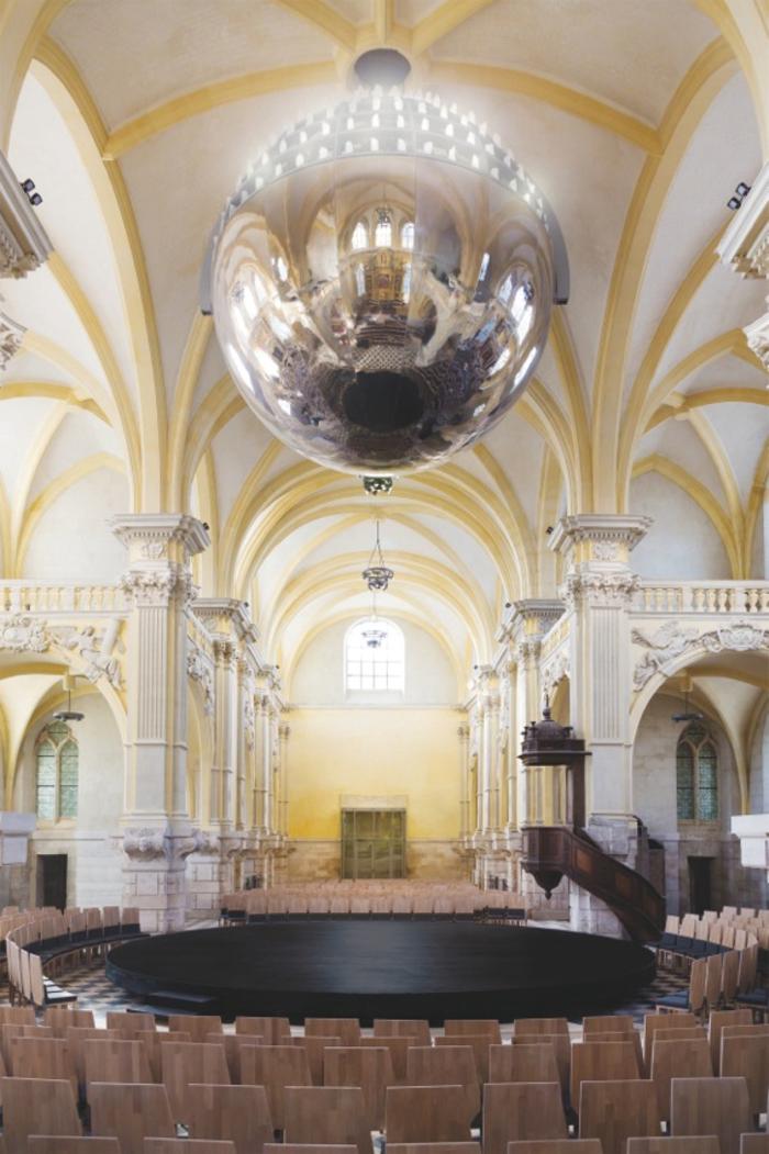 Journées du patrimoine 2020 - Visite guidée de la chapelle Corneille