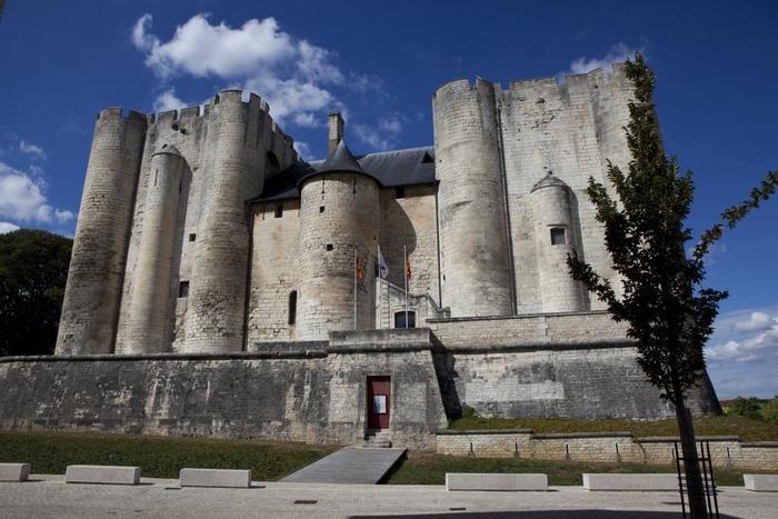 Journées du patrimoine 2019 - Histoire et architecture du Donjon de Niort