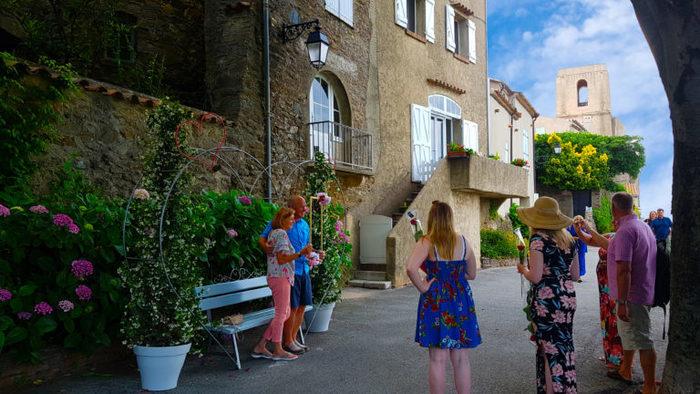 La Nuit Romantique des Plus Beaux Villages de France à Gassin